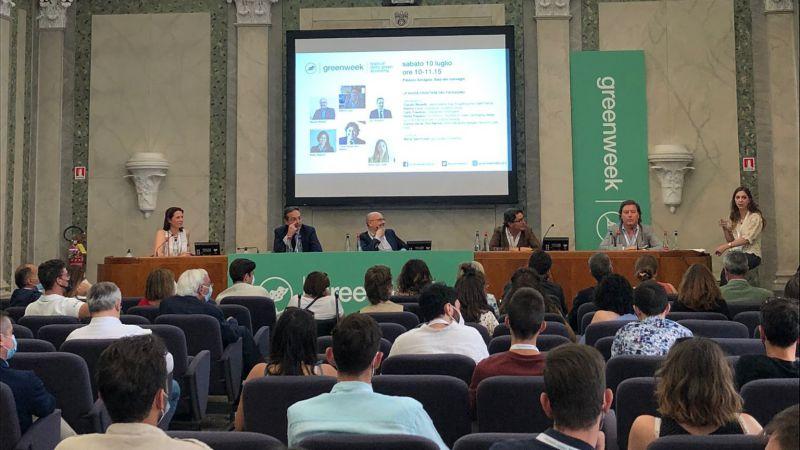 Chiusura della Green Week di Parma 2021