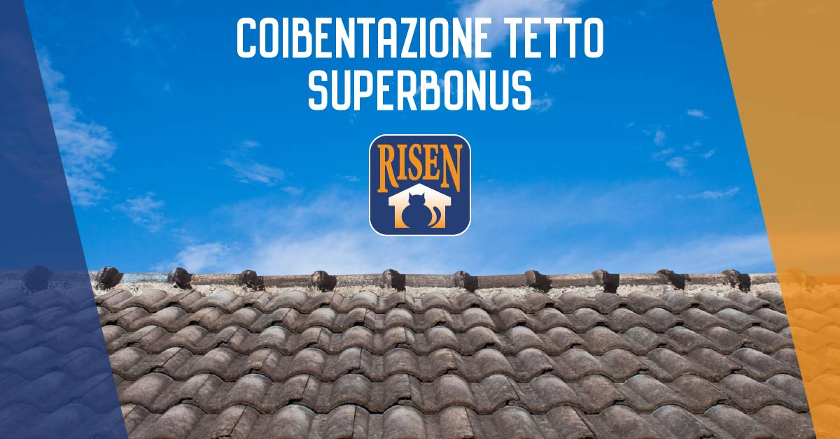 Coibentazione tetto Superbonus