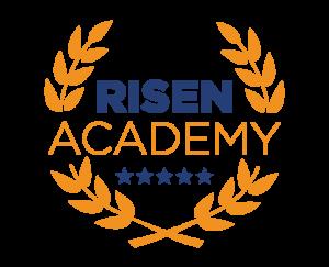 risen academy logo